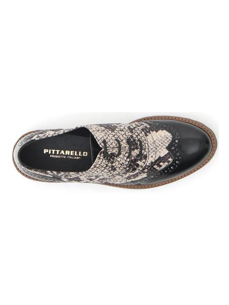 STRINGATE PITTARELLO 405 donna nero | Pittarello