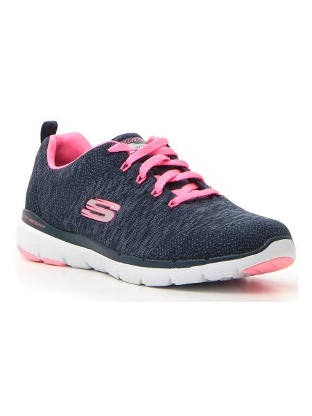 SNEAKERS SKECHERS FLEX APPEAL 3.0 donna blu | Pittarello