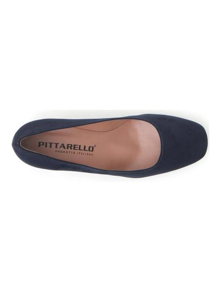 DÉCOLLETÉ PITTARELLO 6340 donna blu | Pittarello