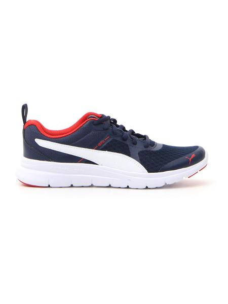 FITNESS PUMA FLEX ESSENTIAL JR bambino blu | Pittarello