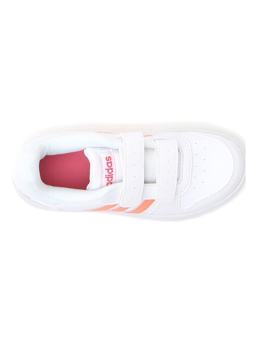 SNEAKERS ADIDAS HOOPS 2.0 CMF C bambina bianco | Pittarello