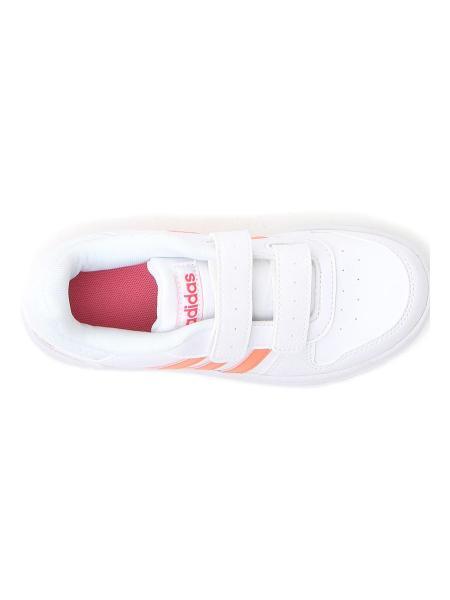 SNEAKERS ADIDAS HOOPS 2.0 CMF C bambina bianco   Pittarello
