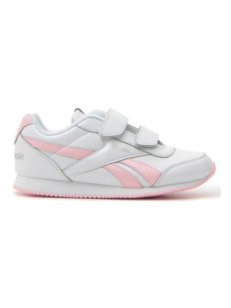 SNEAKERS REEBOK ROYAL CLJOG 2 2V bambina bianco | Pittarello