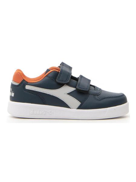 SNEAKERS DIADORA PLAYGROUND PS bambino blu | Pittarello