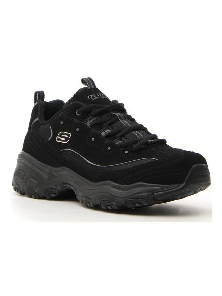 SNEAKERS SKECHERS D'LITES uomo nero | Pittarello