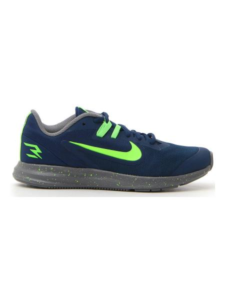 FITNESS NIKE DOWNSHIFTER 9 RW (GS) bambino blu | Pittarello