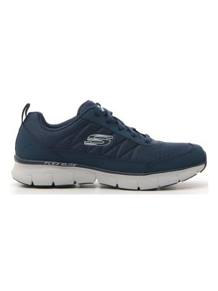 SNEAKERS SKECHERS SYNERGY 3.0 uomo blu | Pittarello