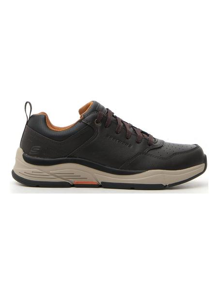 SNEAKERS SKECHERS BENAGO TRENO uomo marrone | Pittarello