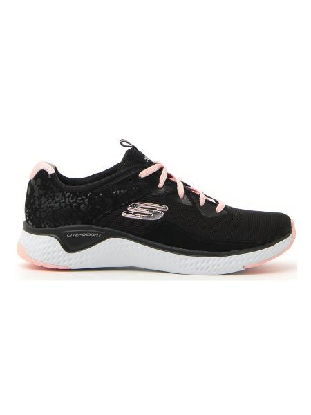 FITNESS SKECHERS SOLAR FUSE RADIANT SUN donna nero | Pittarello