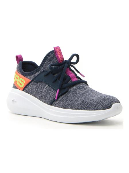 RUNNING SKECHERS GO RUN FAST LIVELY donna blu | Pittarello