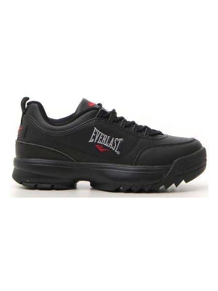 SNEAKERS EVERLAST 618 donna nero | Pittarello