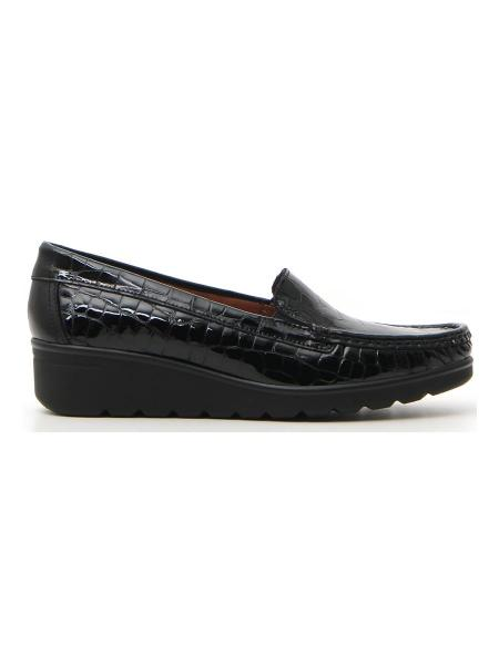 MOCASSINI MOCASSINO IT. 94800 donna nero | Pittarello