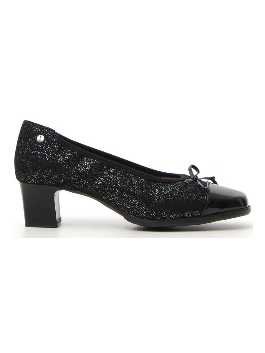 BALLERINE VANY CLIPPS 829 donna nero | Pittarello