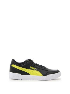 SNEAKERS PUMA CARACAL JR bambino nero | Pittarello