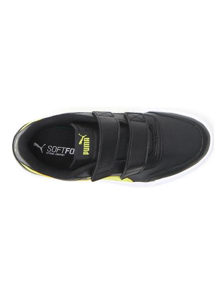 SNEAKERS PUMA CARACAL V PS bambino nero | Pittarello