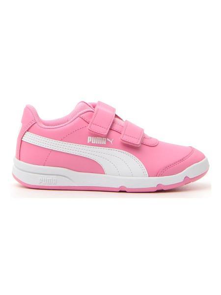 SNEAKERS PUMA STEPFLEEX 2 SL VE V PS bambina rosa | Pittarello