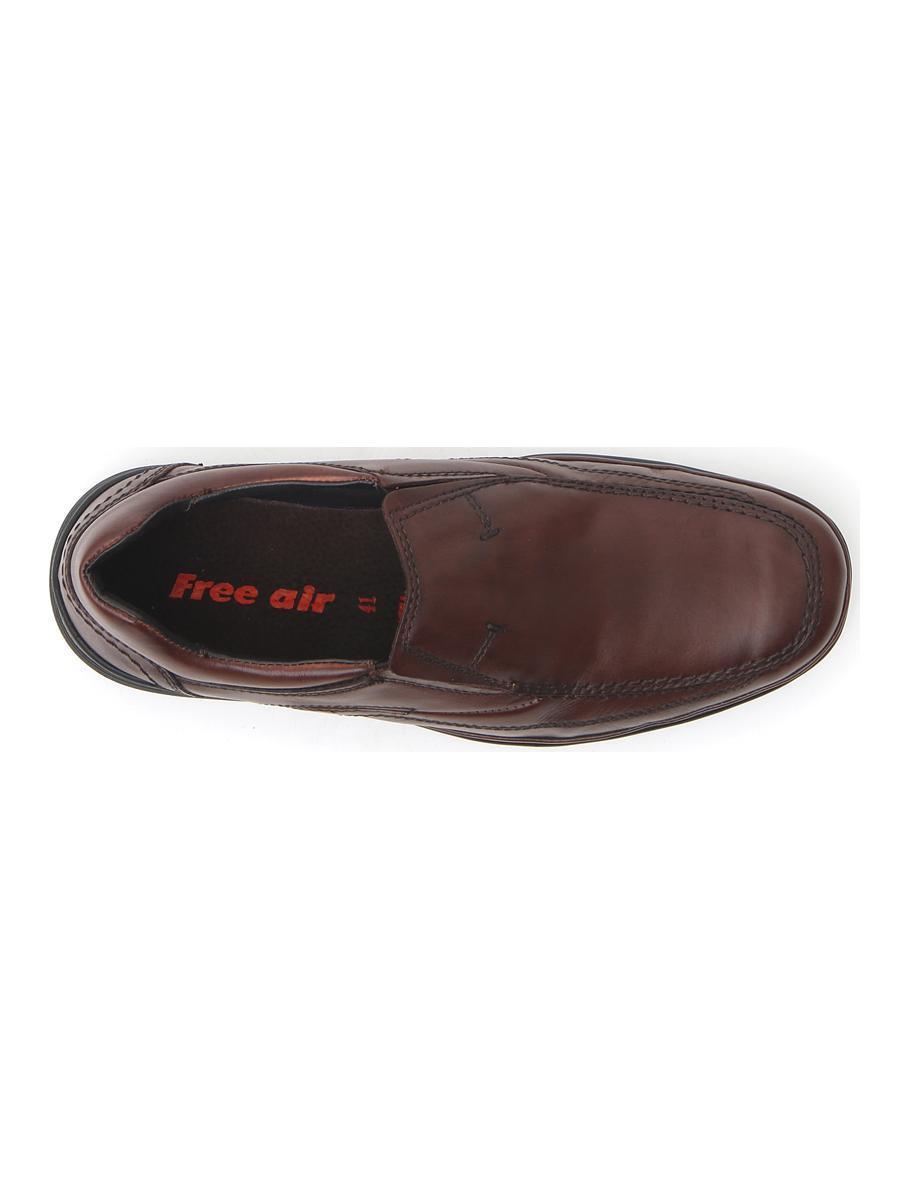 MOCASSINI FREE AIR 7307 uomo marrone | Pittarello