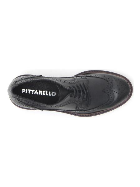 STRINGATE PITTARELLO 326 uomo nero | Pittarello