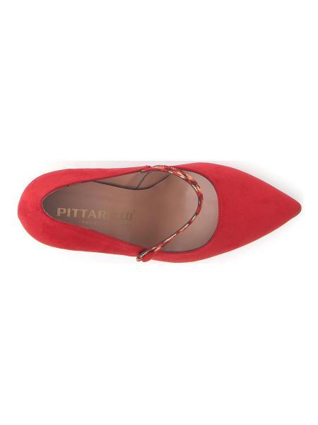 DÉCOLLETÉ PITTARELLO 172602 donna rosso | Pittarello
