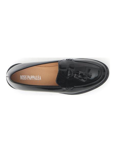 MOCASSINI MISS PAPPALEA 2871 donna nero | Pittarello