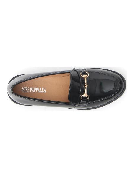 MOCASSINI MISS PAPPALEA 2869 donna nero | Pittarello