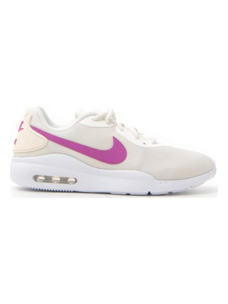 FITNESS NIKE WMNS AIR MAX OKETO donna bianco | Pittarello