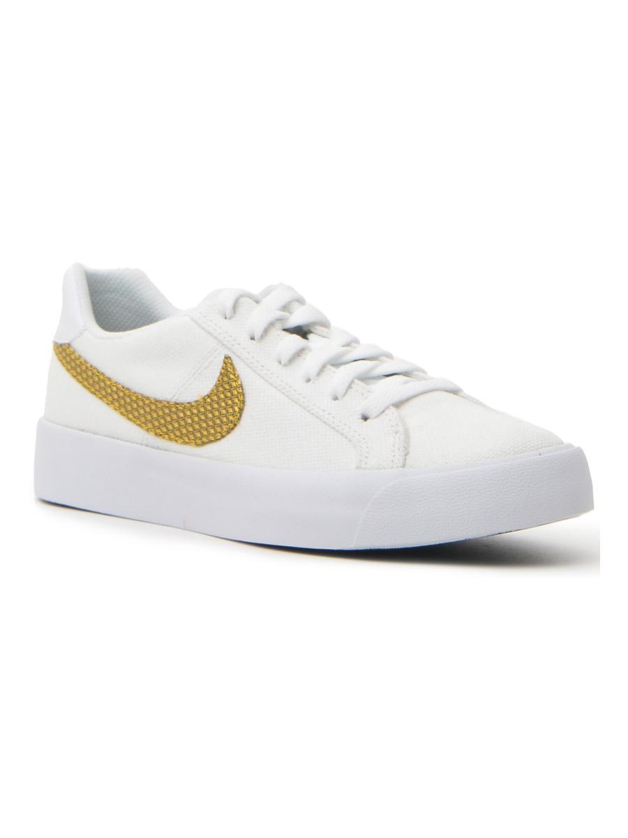SNEAKERS NIKE WMNS COURT ROYALE AC SE donna bianco | Pittarello