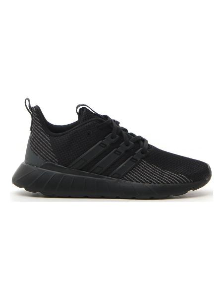 RUNNING ADIDAS QUESTAR FLOW K bambina nero | Pittarello