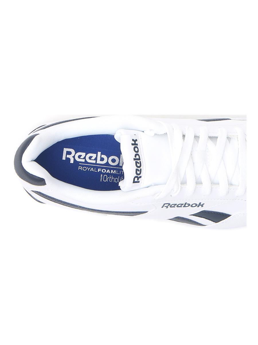 RUNNING uomo bianco/blu REEBOK ROYAL GLIDE R | Pittarello