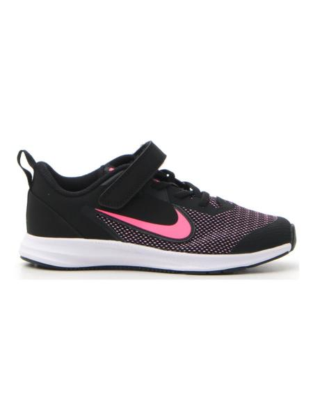 FITNESS NIKE DOWNSHIFTER 9 (PSV) bambina nero | Pittarello