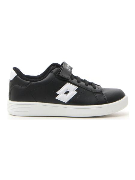 SNEAKERS LOTTO 1973 EVC CL SL bambina nero | Pittarello