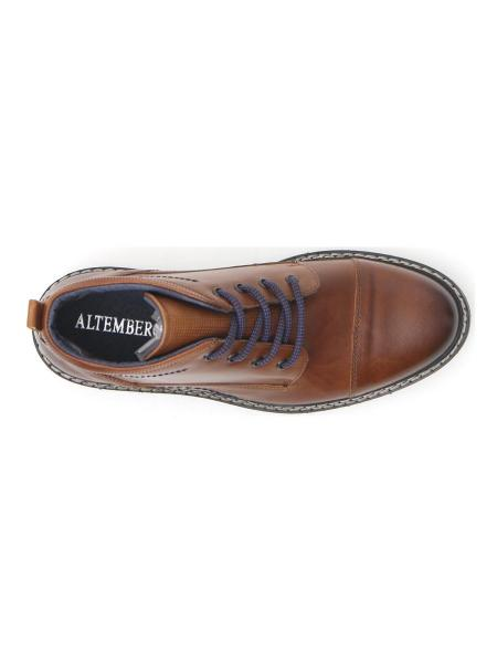 STIVALETTI ALTEMBERG 770086 uomo marrone | Pittarello