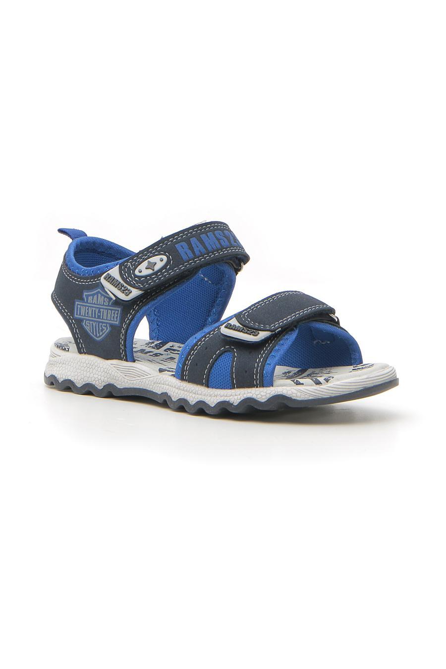 SANDALI bambino blu RAMS23 2705 | Pittarello