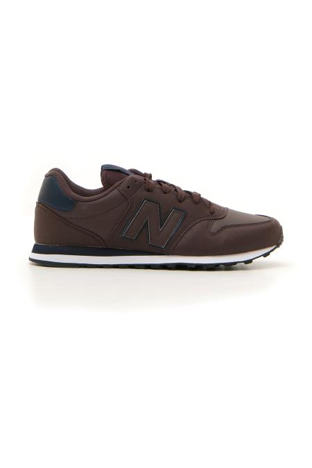 SNEAKERS NEW BALANCE 500DBN uomo marrone | Pittarello