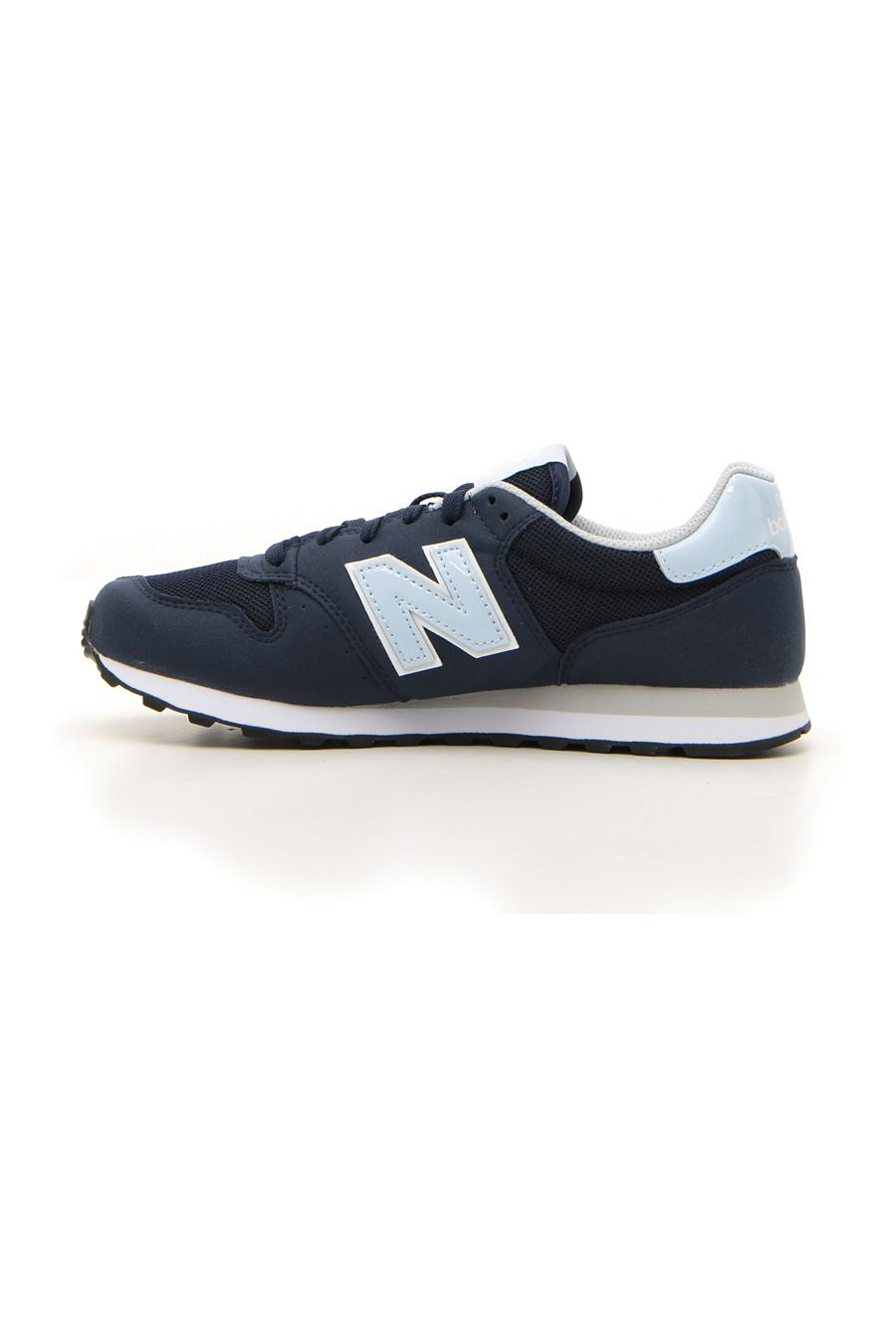 SNEAKERS NEW BALANCE 500PT donna blu | Pittarello