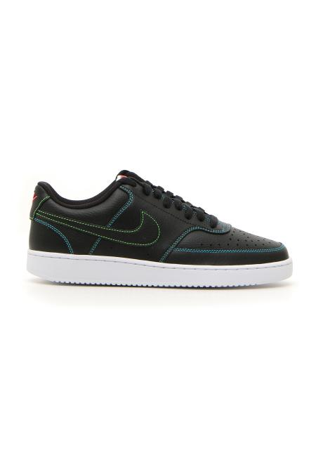 SNEAKERS NIKE COURT VISION LOW uomo nero | Pittarello