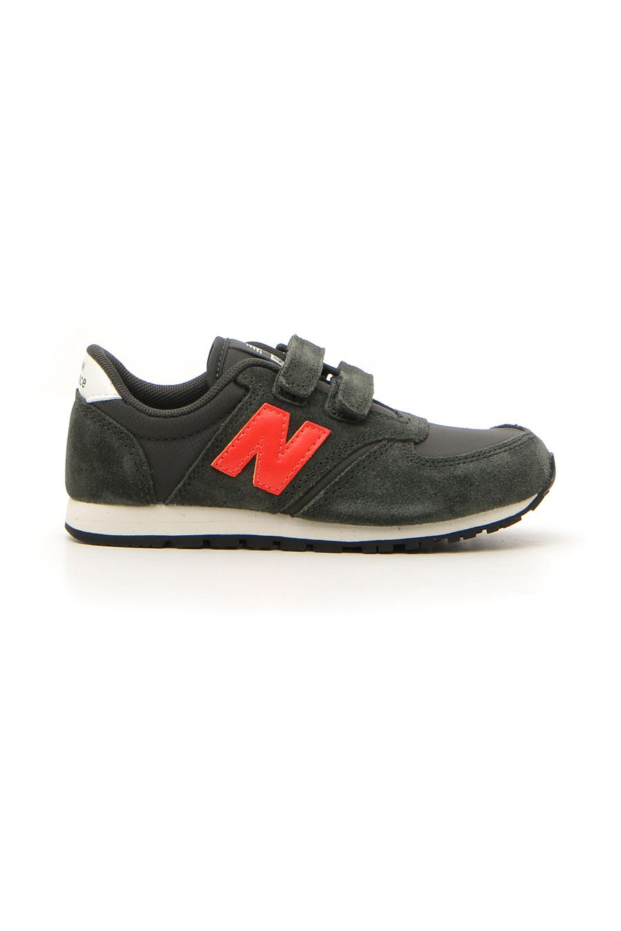 Sneakers New Balance 420 Verde e Rosso
