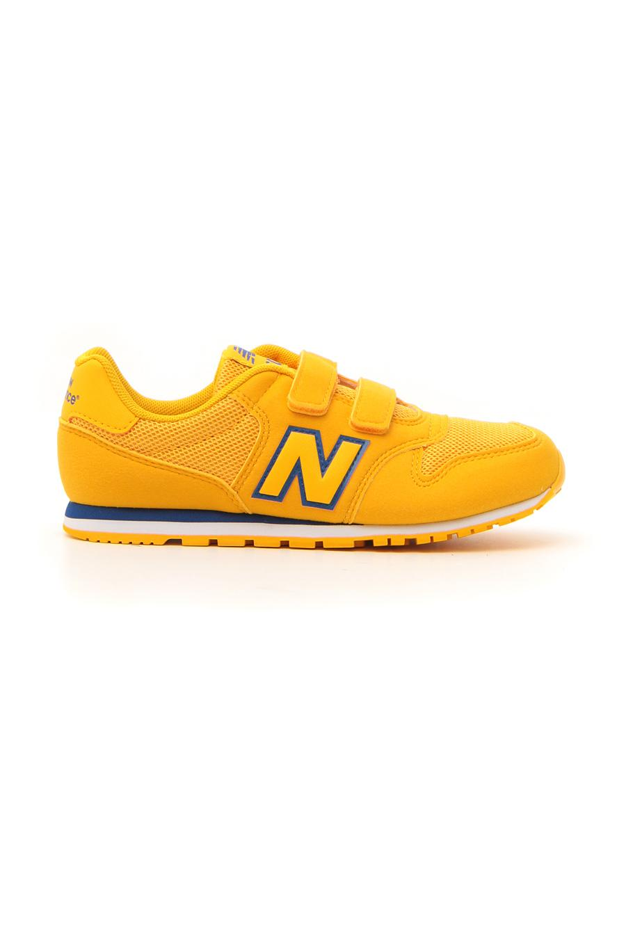 Sneakers New Balance 500 Classic Gialle Gialle