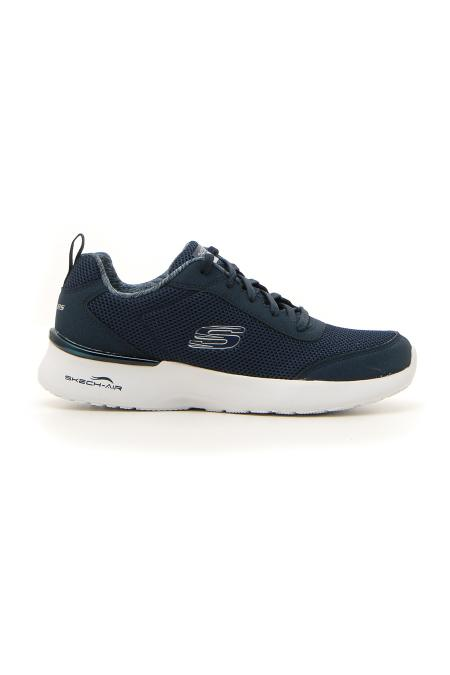 SNEAKERS SKECHERS AIR DYNAMIGHT FAST BRAKE donna blu | Pittarello