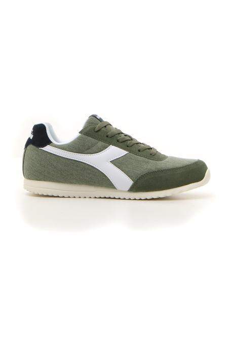 SNEAKERS DIADORA JOG LIGHT C uomo verde | Pittarello