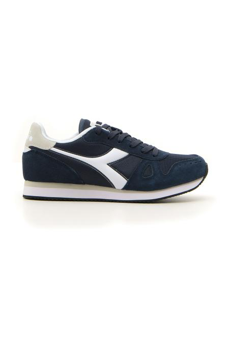 SNEAKERS DIADORA SIMPLE RUN uomo blu | Pittarello