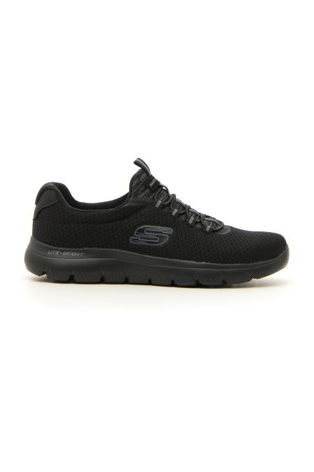 FITNESS SKECHERS SUMMITS uomo nero | Pittarello