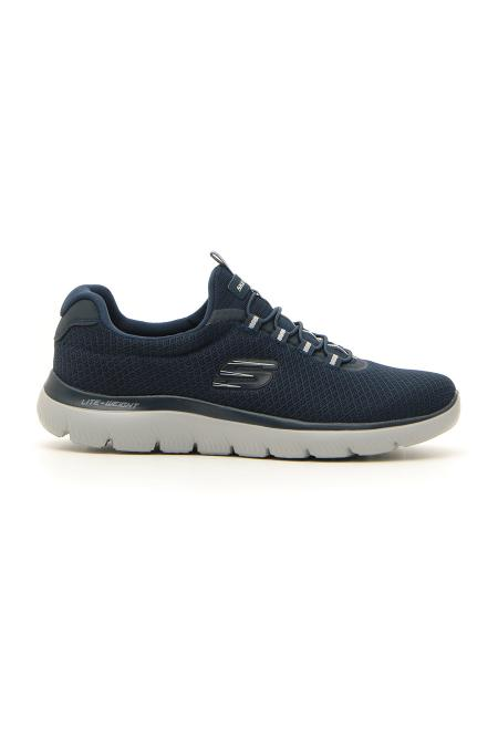FITNESS SKECHERS SUMMITS uomo blu | Pittarello