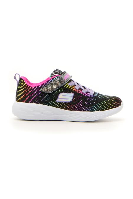 SNEAKERS SKECHERS SHIMMER SPEEDER bambina nero | Pittarello