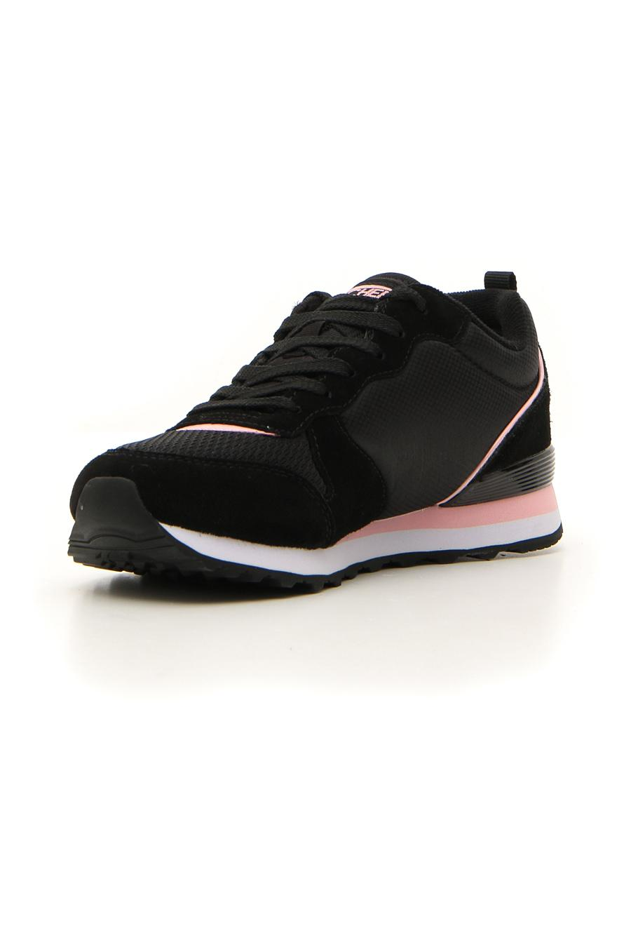 SNEAKERS SKECHERS STEP N FLY donna nero | Pittarello