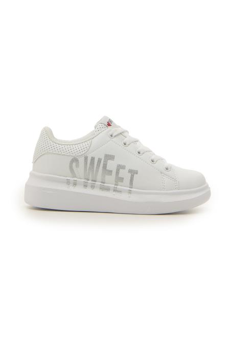 SNEAKERS SWEET YEARS 728 bambina bianco | Pittarello