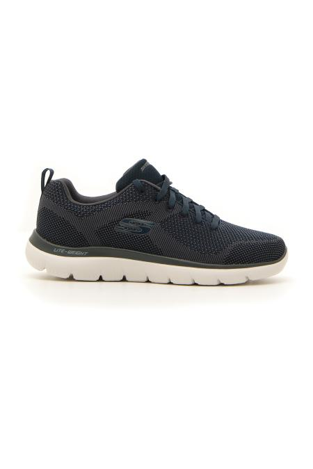 FITNESS SKECHERS BRISBANE uomo blu | Pittarello