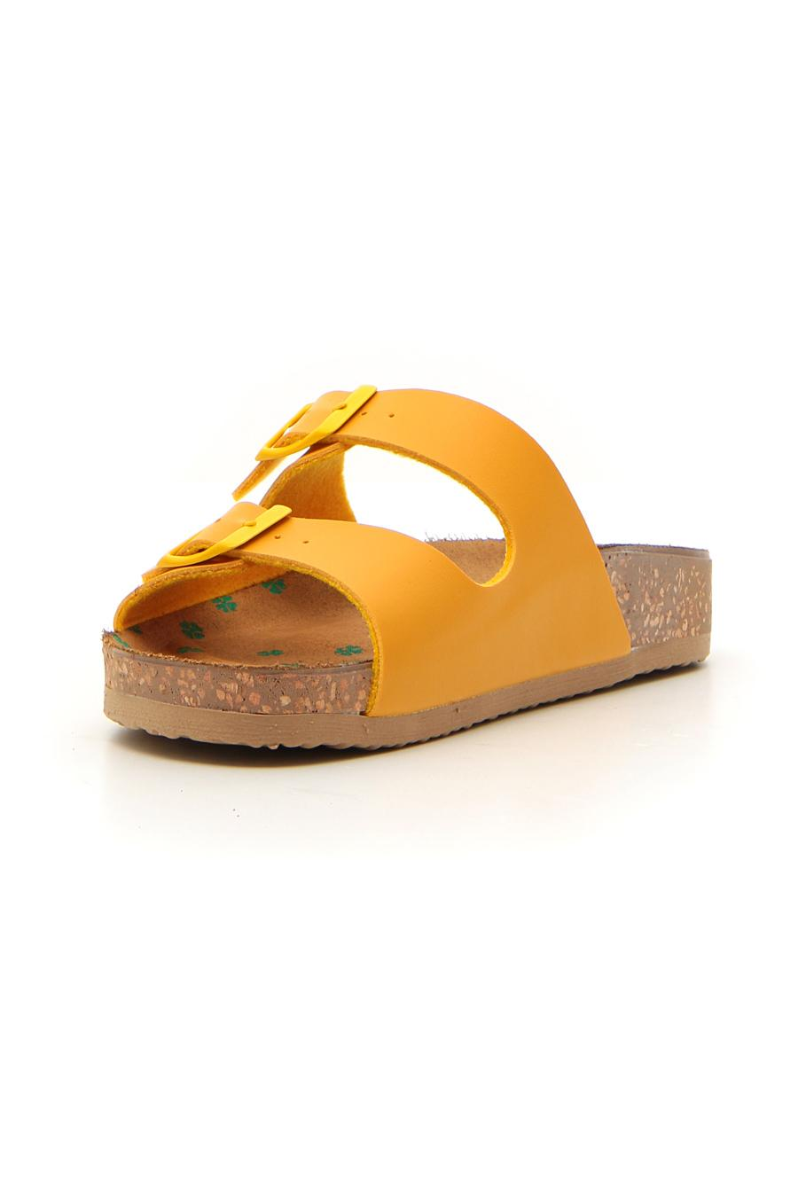 CIABATTE STILL BLU 257206 donna giallo | Pittarello