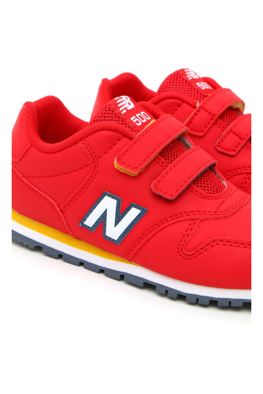 Sneakers New Balance 500 Rosse