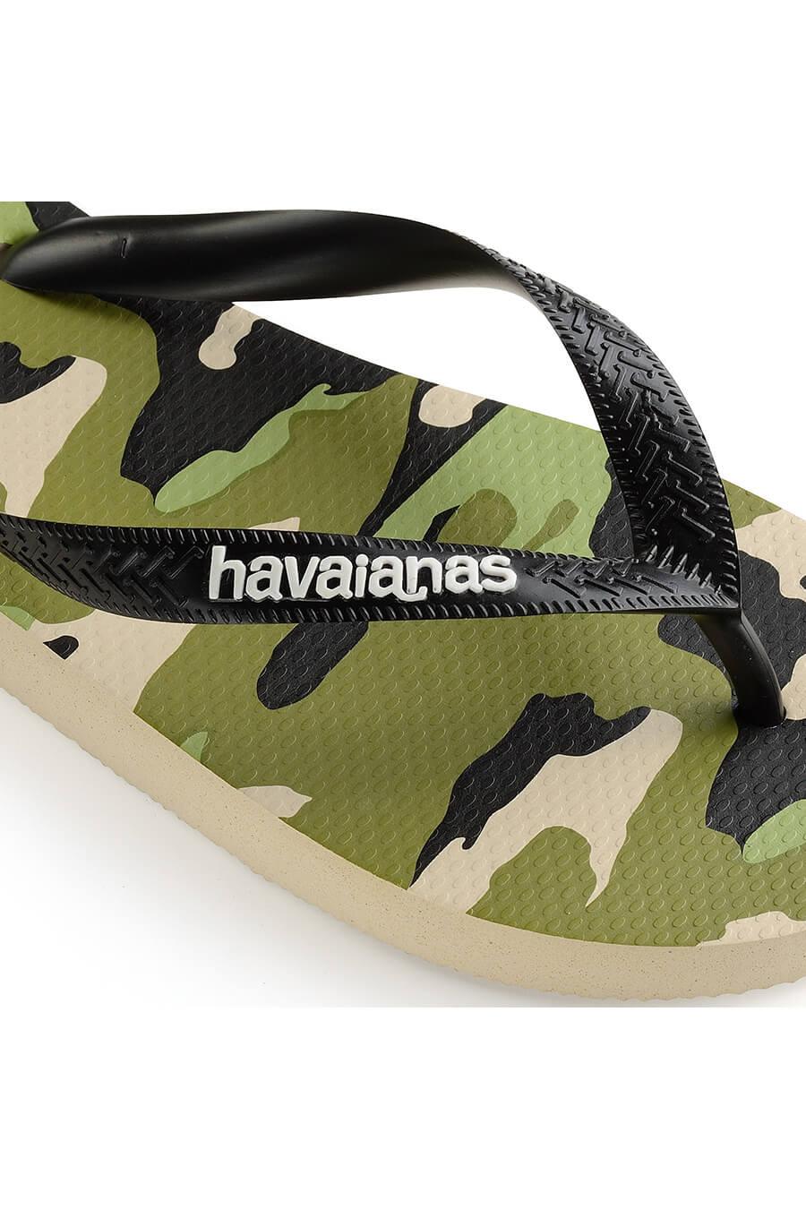 CIABATTE HAVAIANAS 94461 uomo verde | Pittarello